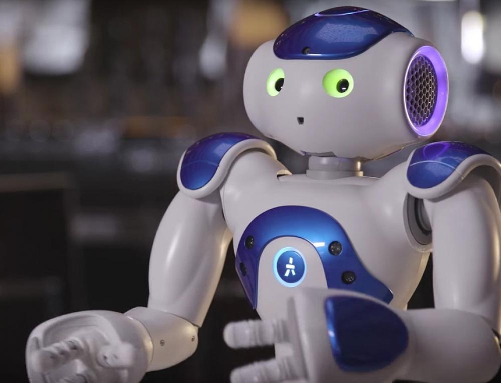 Ρομπότ πιάνουν δουλειά σε ξενοδοχεία